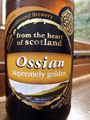 Inveralmond, Ossian Ale, Scotland
