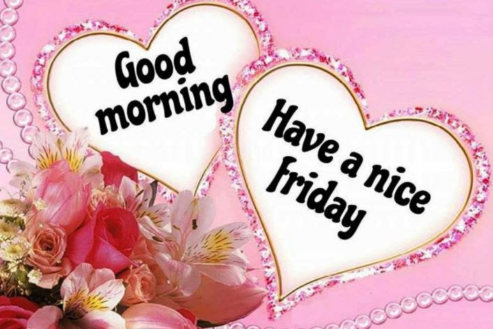 Best Hd Good Morning Friday Images And Cute Lover Wishes