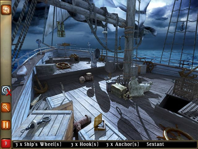 20 000 leagues under the Sea Free PC Game Screenshot