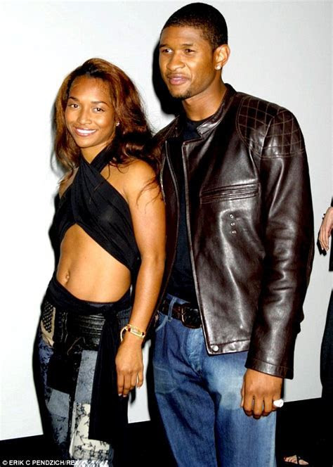 Couple Up: Usher And Chilli   Of a Kind