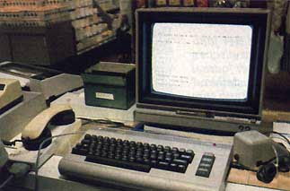 BBS commodore 64