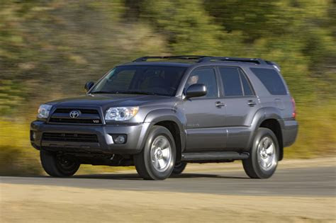 toyota runner picture  car review  top speed