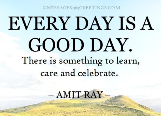 Quotes For A Good Day Retro Future