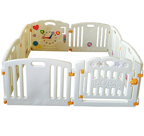 Baby Venture All Stars Fabric Baby Playpen Play Room Child Lustrous Surface Baby Gear