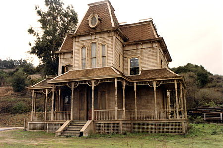 Psycho House in 1980