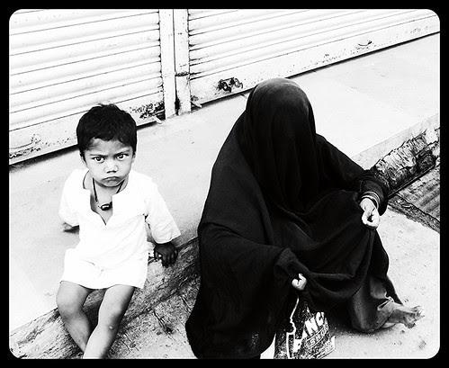 Amma yeh hamari badkismati ki tasveer kyon le raha hai by firoze shakir photographerno1