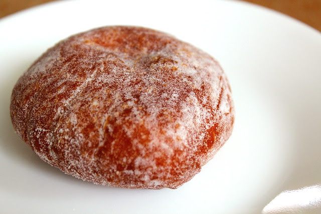 Red Bean Donut