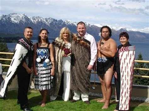 Traditional Maori wedding ceremony in New Zealand, 10th