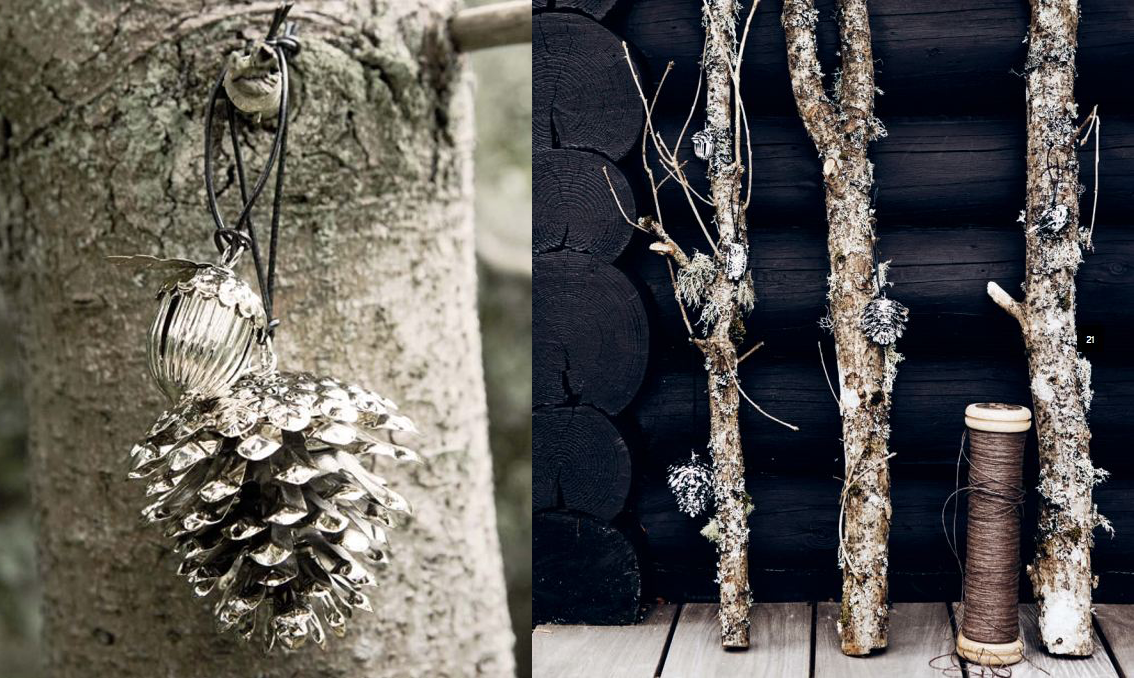 Christmas give away – metal decorations from byNord | Nordic Bliss