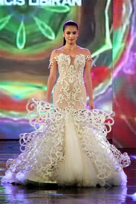 Anne Curtis   the skirt reminds me of butterflies
