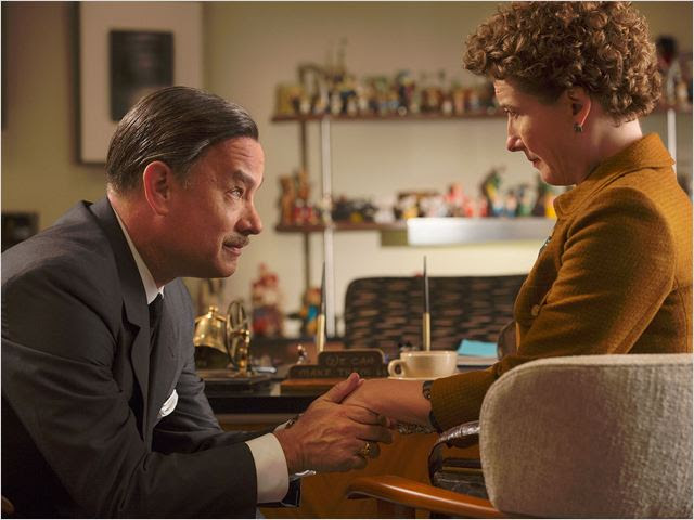 Dans l'ombre de Mary - La promesse de Walt Disney : Photo Emma Thompson, Tom Hanks