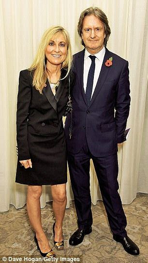 Fiona Phillips: 'I was constantly on the verge of tears