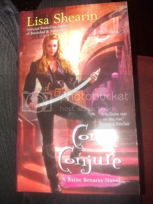 con & conjure by lisa shearin