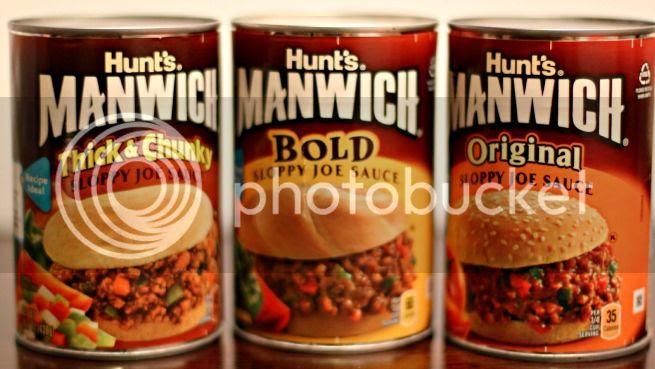 Manwich Mondays