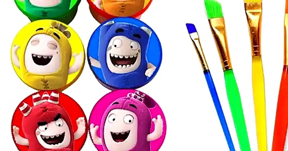 Drawings Of Oddbods : Oddbods Png Images Pngwing