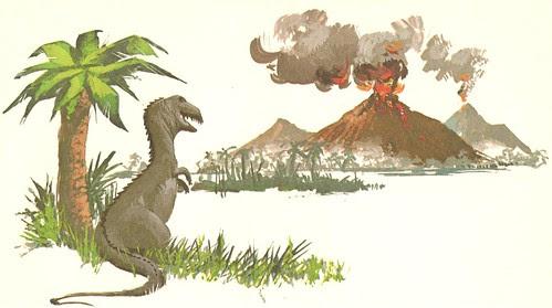Tom Dunnington Dinosaur
