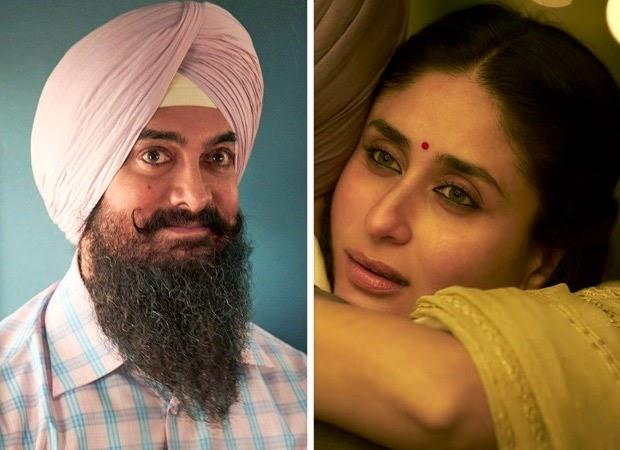 Laal Singh Chaddha: Aamir Khan and Kareena Kapoor Khan ...