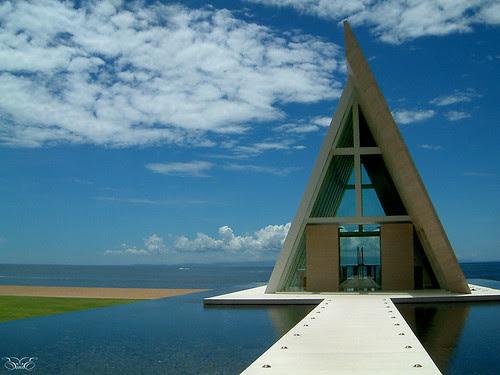 conrad hotel chapel - bali