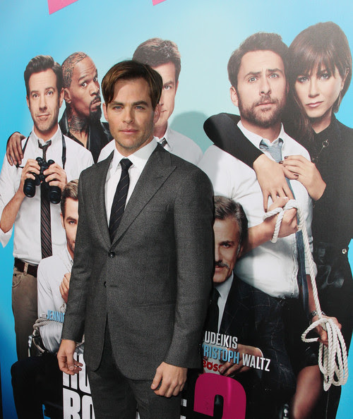 Chris Pine - 'Horrible Bosses' Premiere — Part 2