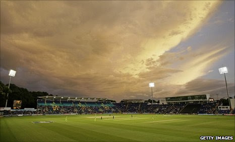 The Swalec Stadium in Cardiff