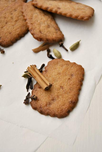 Speculoos (or speculaas) cookies