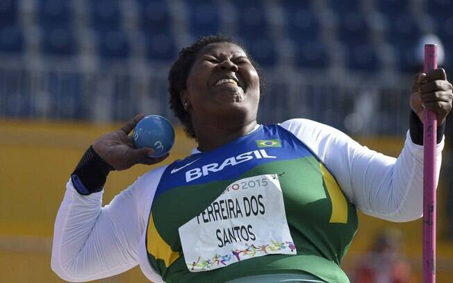 Esforço de Rosinha para voltar ao esporte foi recompensado com pódio no Parapan