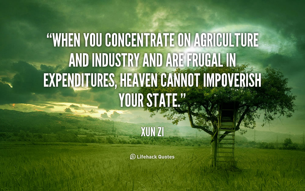Quotes About Agriculture 282 Quotes