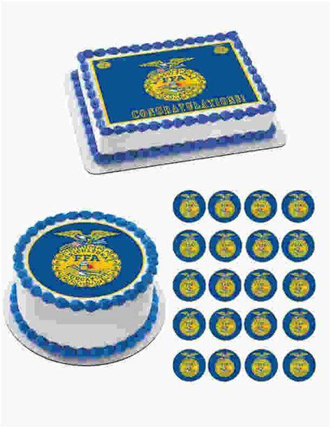 edible prints  cake epoc ffa edible birthday cake