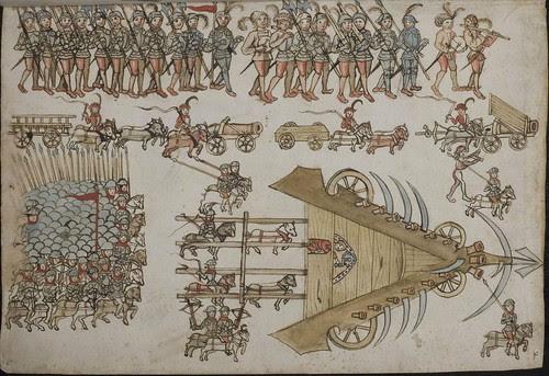 Buch der stryt vnd büchßen, 1496