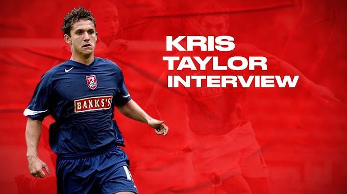 Super Saddler Seb: Kris Taylor Interview