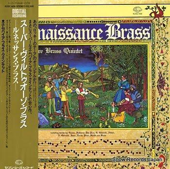 EMPIRE BRASS QUINTET renaissance brass