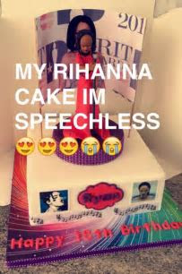 Rihanna fan sends Twitter into meltdown with hilariously