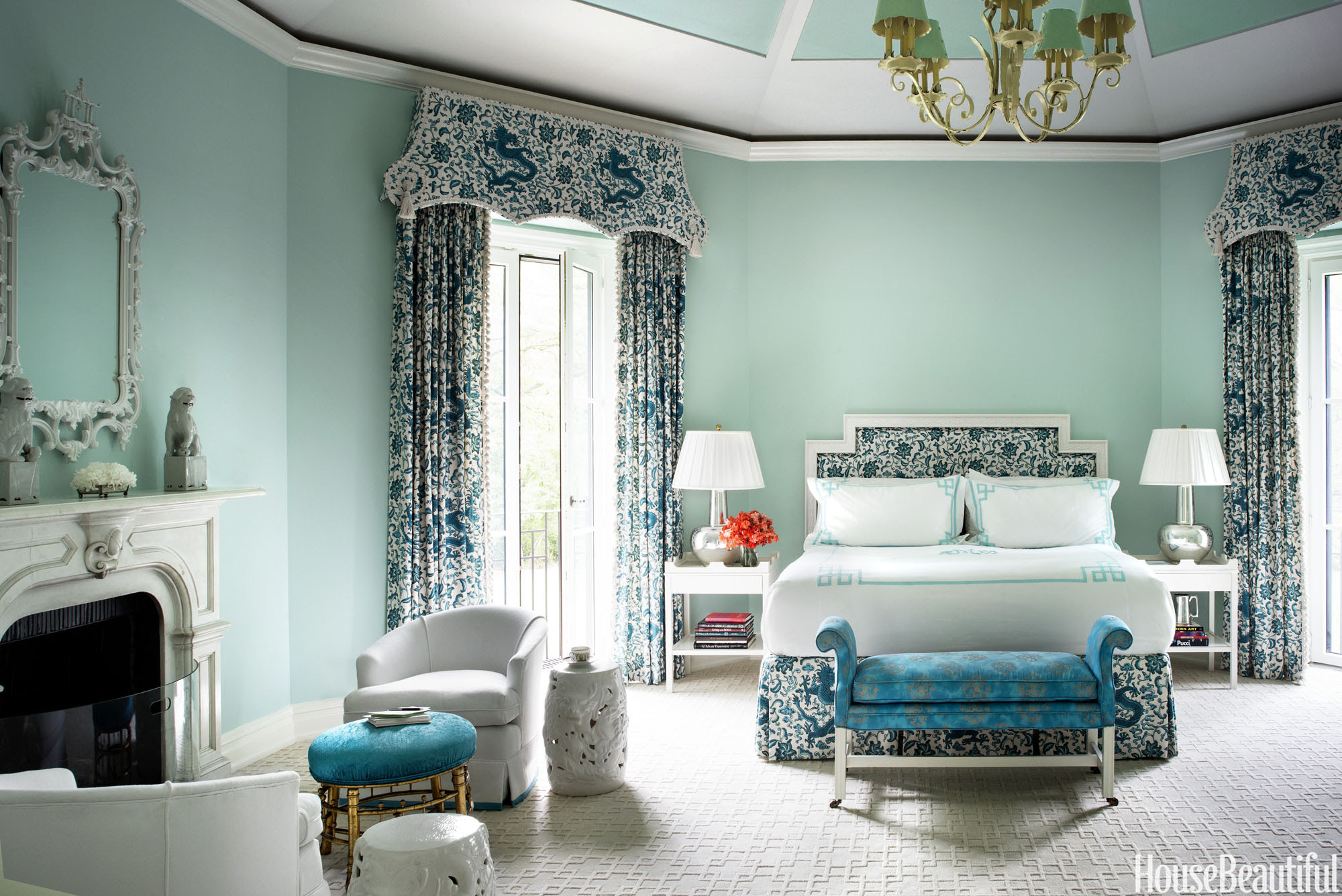Beautiful Bedrooms by Greg Natale to Inspire You - Decor10 ...
