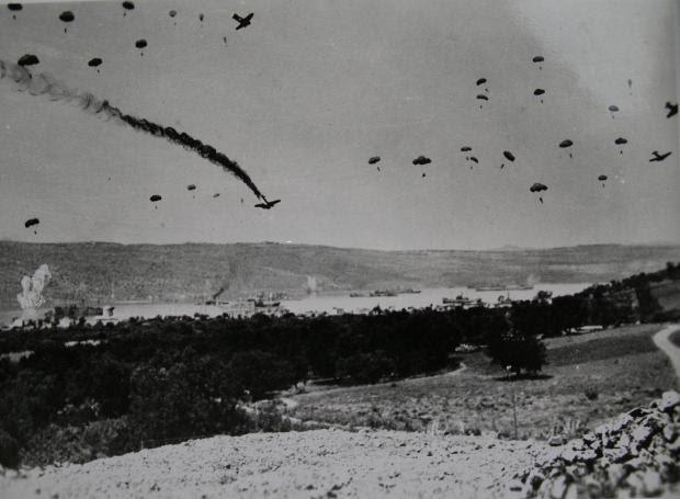 «Η Μάχη της Κρήτης»: 74 χρόνια μετά... (pics+vids)