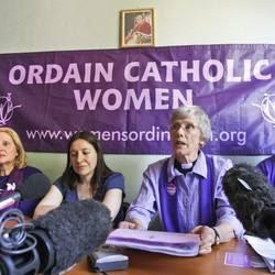 Dagli Usa la mobilitazione per le donne-prete