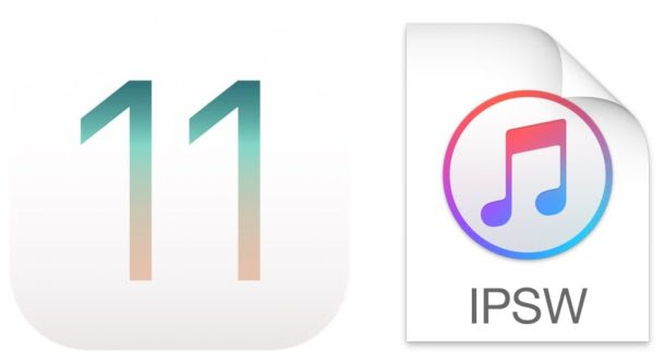 How To Install Ios 11 Manually With Ipsw Firmware And Itunes