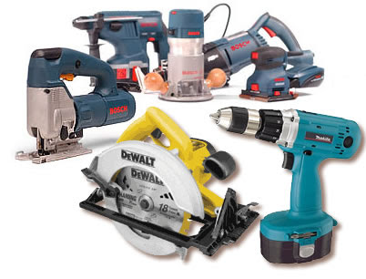 Woodwork Power Tools