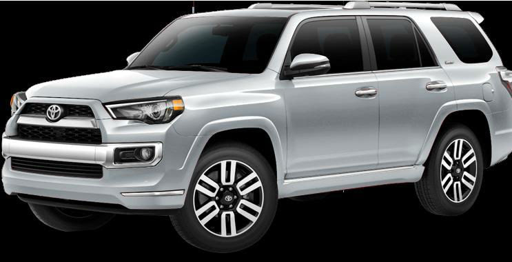 2014 Toyota 4Runner Limited Silver