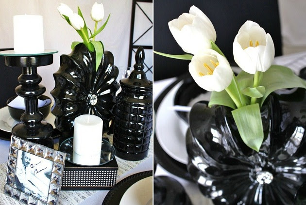Black White Party Ideas Eventtagious Daily Inspiration Blog