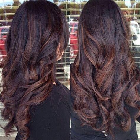 astonishing hairstyles  brown hair  lowlights hair