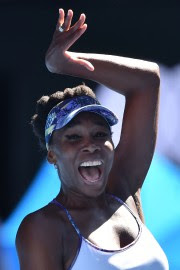 Venus Williams... (Photo Peter Parks, AFP) - image 2.0