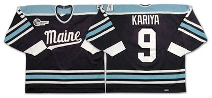 Maine Black Bears jersey
