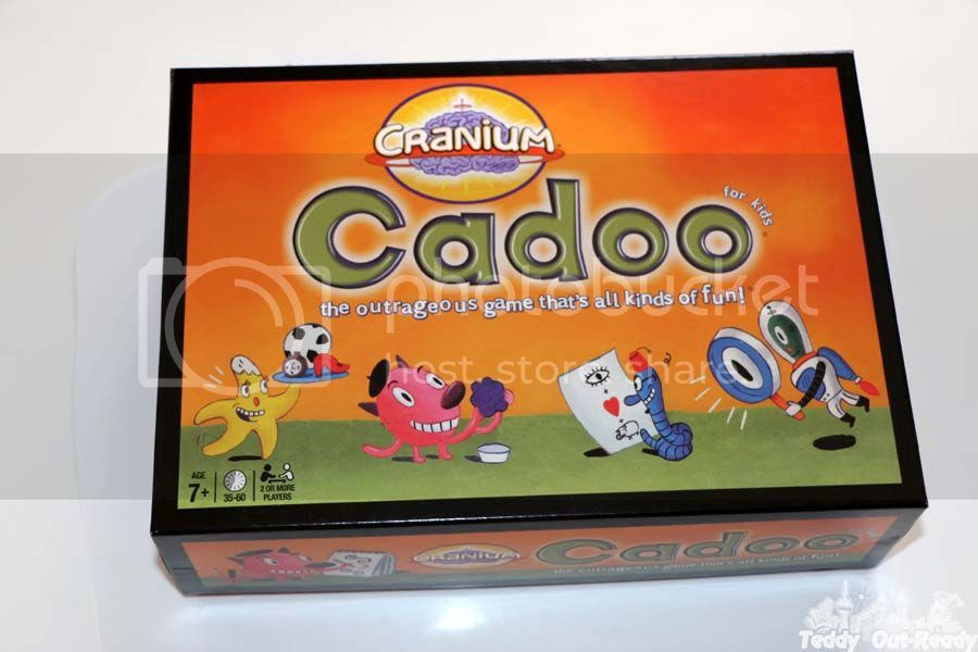 Cadoo Game for Kids
