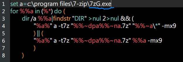 GUI模式代碼