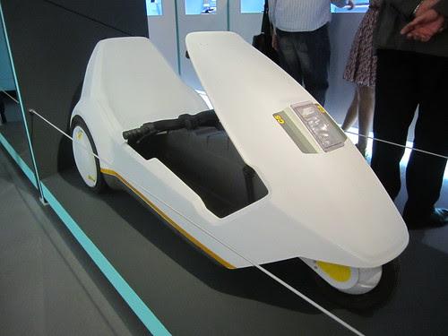 Sinclair C5  at London Transport Museum