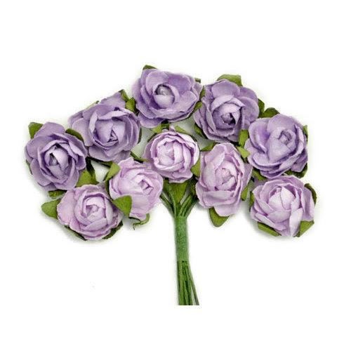 Kaisercraft - Paper Blooms - Mini - Flowers - Amethyst