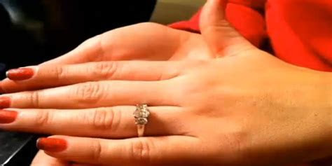 6 Years Later, Couple Finds Lost Engagement Ring    In