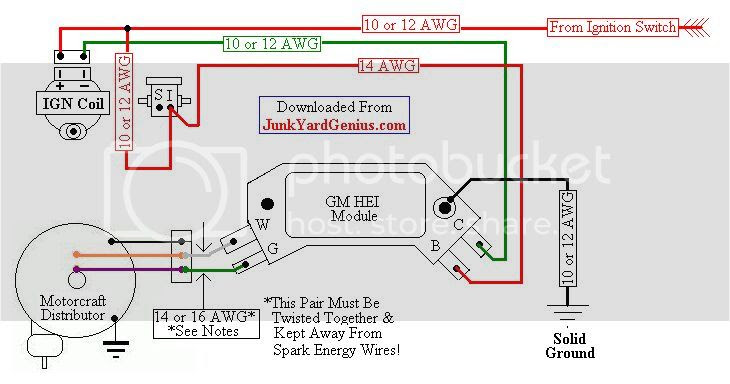 Amc 258 Distributor Wiring Diagram