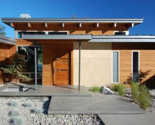 Konsep Rumah Kayu Minimalis Bernuansa Modern Rumahminimalis Com