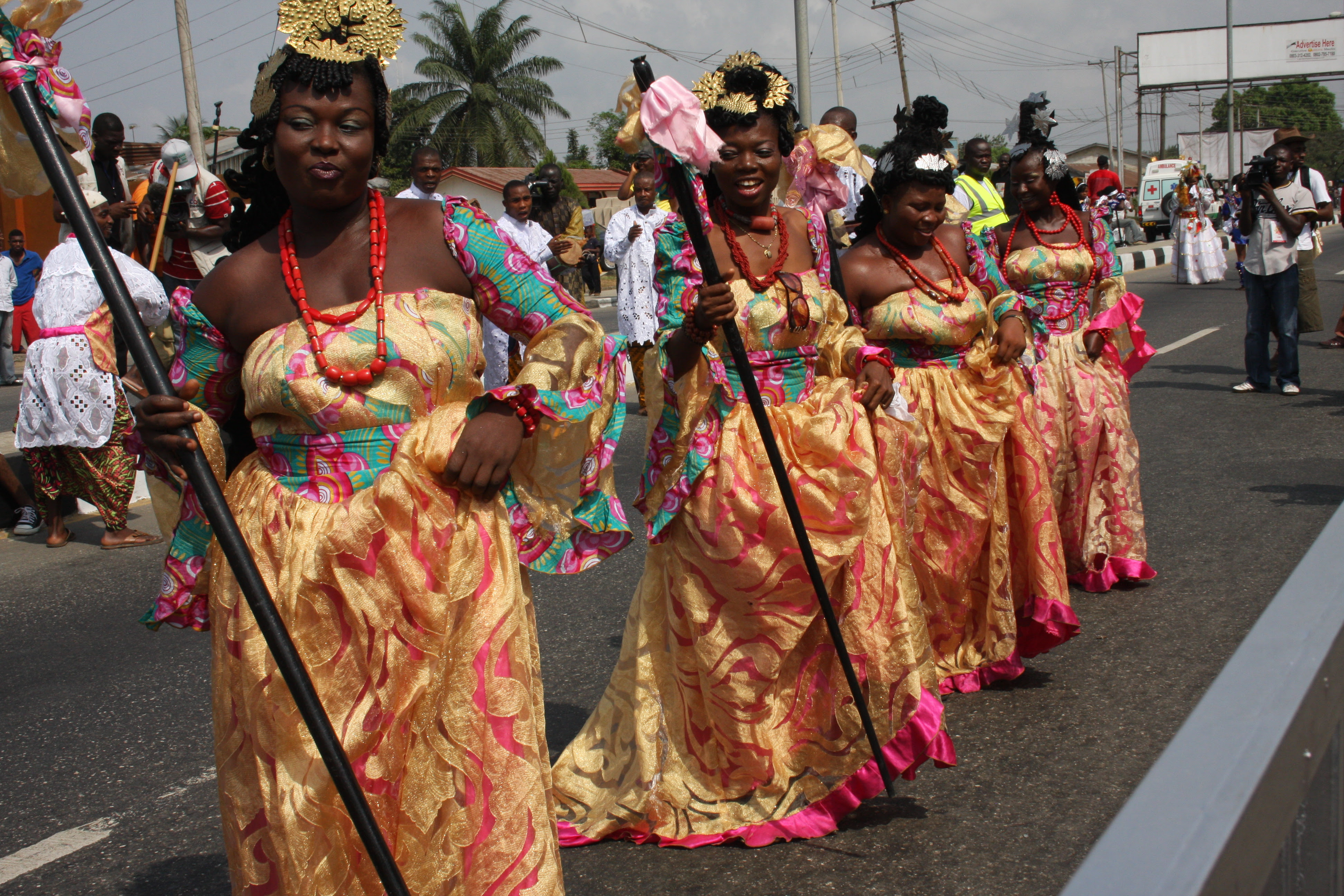 EFIK (CALABAR) PEOPLE: A TRIBE WITH UNIQUE AND ROBUST FATTENING ROOM  TRADITION